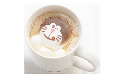 marshmallow-coffe