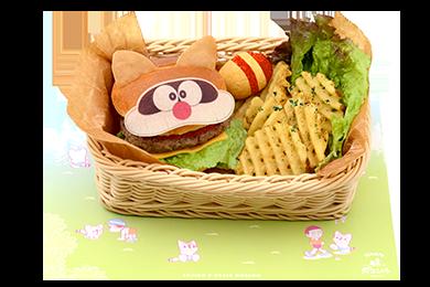pokonyan-burger